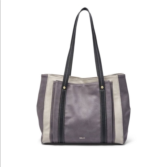 922635dfe3 Relic - Gray Double Entry Tote Bag